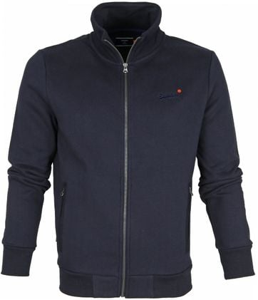 Superdry Cardigan Track Navy