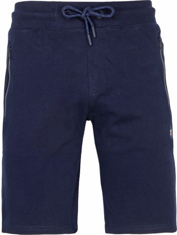 Superdry Collective Short Donkerblauw