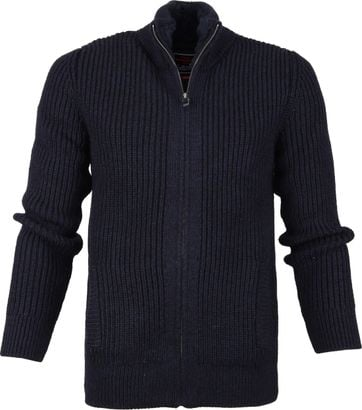 Superdry Downhill Zip Through Cardigan Men's Sweaters