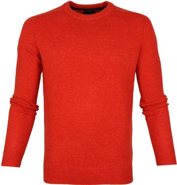 Superdry Harlo Crew Pullover Red