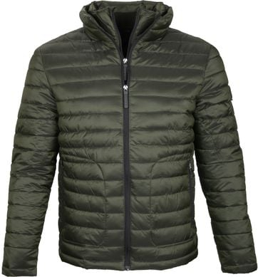 Superdry Jack Fuji Dark Green