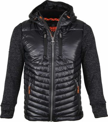 Superdry Jacke Storm Black
