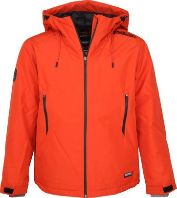 Superdry Jas Elite Oranje