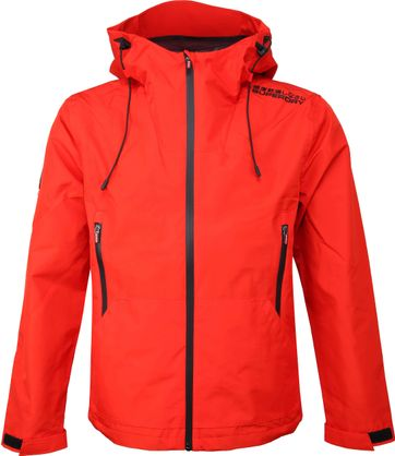Superdry Jas Elite Rood