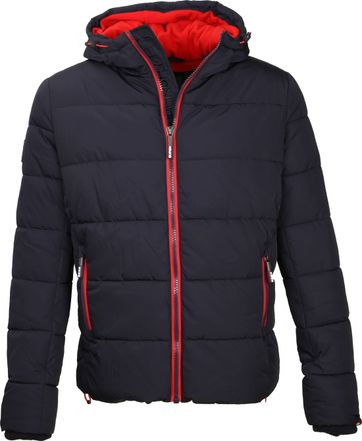 Superdry Jas Sports Navy