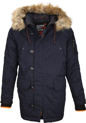Superdry Parka Navy
