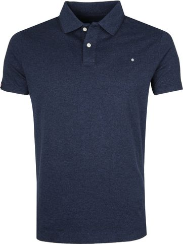 Superdry Polo Shirt Midnight Navy