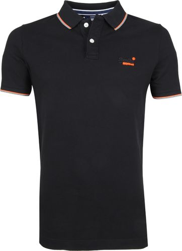 Superdry Poloshirt Black