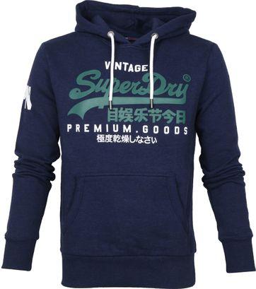 Superdry Pullover Vintage Midnight