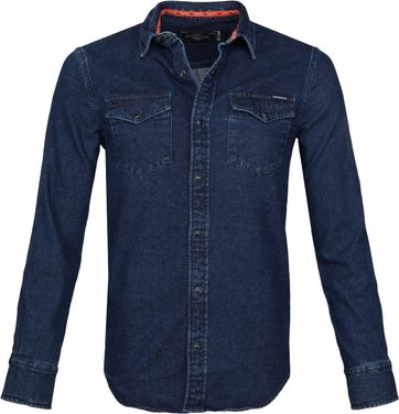 Superdry Resurrection Denim Shirt