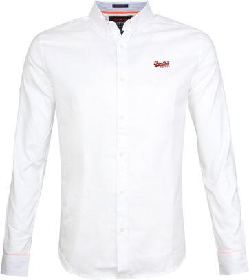 Superdry Shirt White