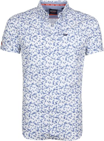 Superdry Shoreditch Shirt Flower
