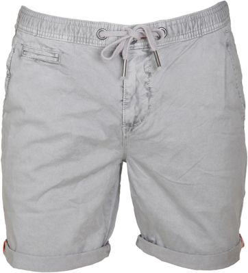 Superdry Short Uni Grau