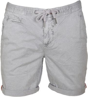 Superdry Short Uni Grijs