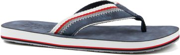 Superdry Slippers Roller Blauw