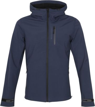 Superdry Softshell Jack Navy