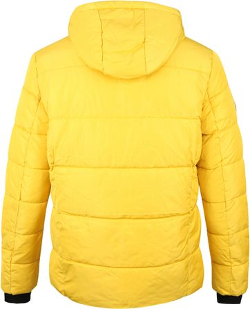 Superdry Sulphur Sports Puffer Yellow M5000083A LXZ order