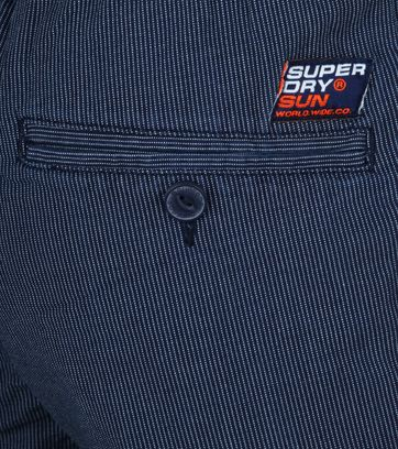 Superdry Sunscorched Short Navy Wit