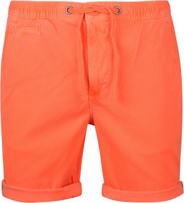 Superdry Sunscorched Short Neon Oranje