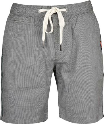 Superdry Sunscorched Short Streep Grijs
