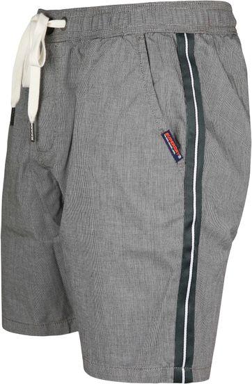 Superdry Sunscorched Short Stripe Grey M71104KU M4X Grey