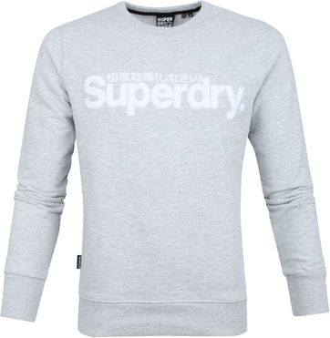 Superdry Sweater Grijs