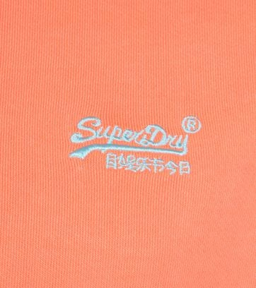 Superdry Sweater Pastelline Orange