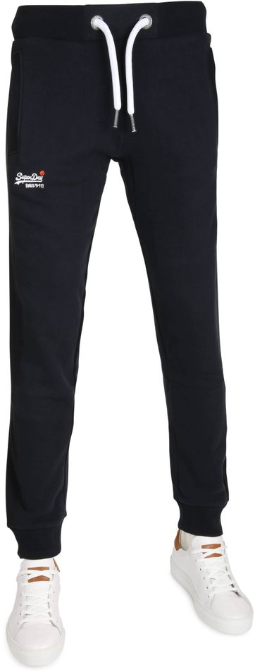 Superdry Sweatpants Navy