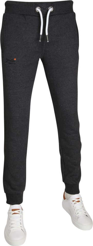 Superdry Sweatpants Zwart