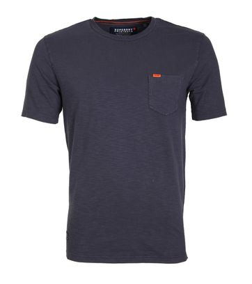 Superdry T-Shirt Dry Originals Navy