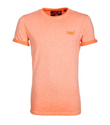 Superdry T-Shirt Low Roller Orange