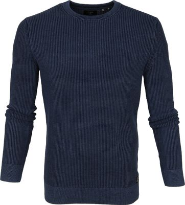 Superdry Trui Texture Blue