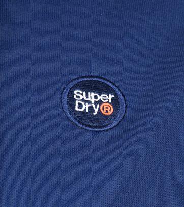 Superdry Vest Collective Blauw