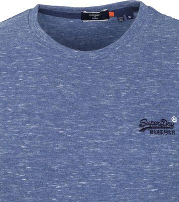 Superdry Vintage T-Shirt Blauw