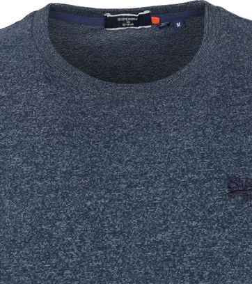 Superdry Vintage T-Shirt Donkerblauw