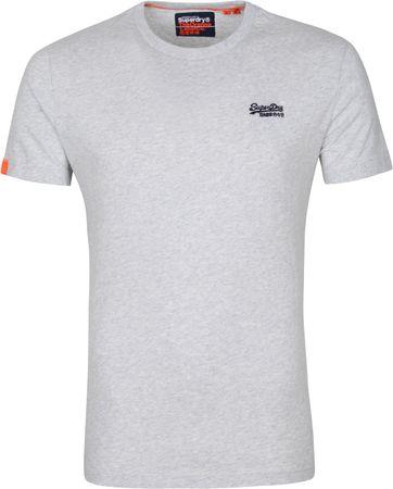 Superdry Vintage T-Shirt EMB Grijs