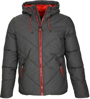 Superdry Xenon Jack Dark Grey
