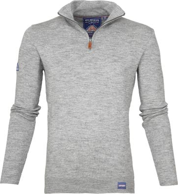 Superdry Zipper Northside Grey