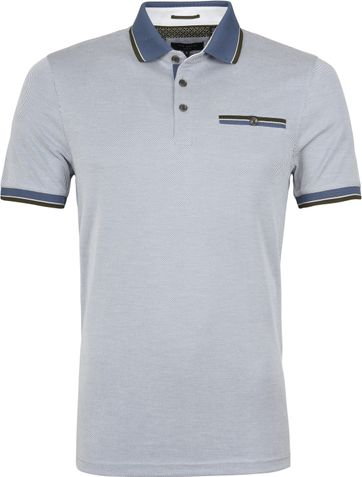 Ted Baker Habtat Poloshirt Blue