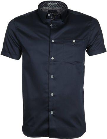 Ted Baker Overhemd Uni Navy