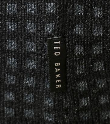 Detail Ted Baker Parvine Pullover Donkergrijs