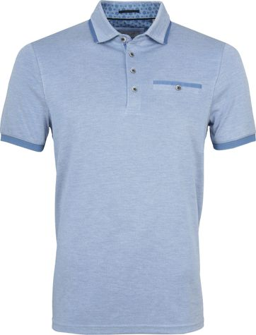 Ted Baker Poloshirt Jakturc Blue