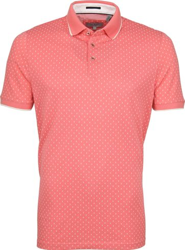 Ted Baker Poloshirt Toff Coral