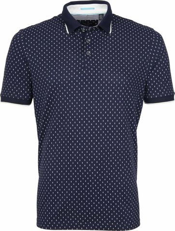 Ted Baker Poloshirt Toff Navy