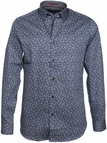 Ted Baker Shirt Lysee Navy