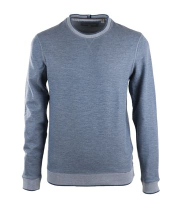 Ted Baker Sweater Blau