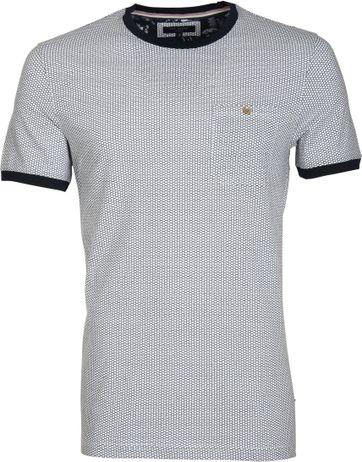 Ted Baker T-Shirt Honeycomb