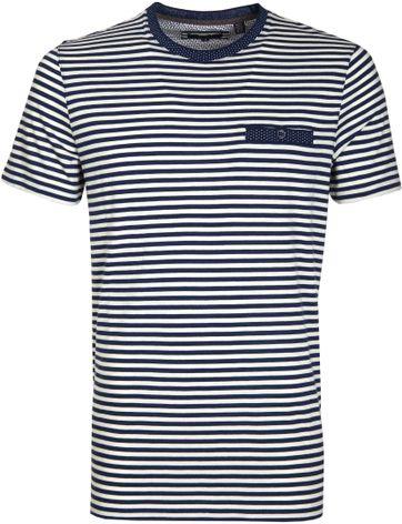 Ted Baker T-Shirt Streifen