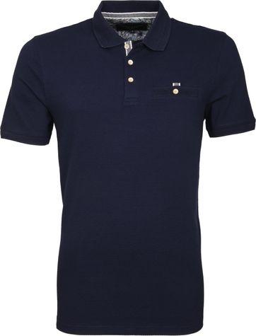 Ted Baker Vardy Poloshirt Navy