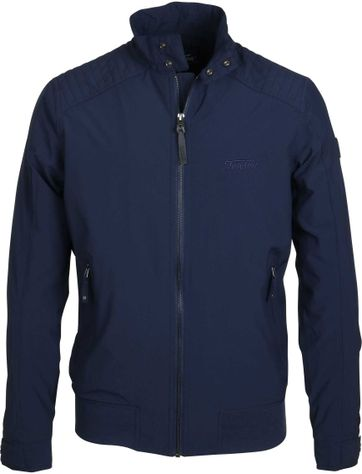 Tenson Beckett Jacket Navy